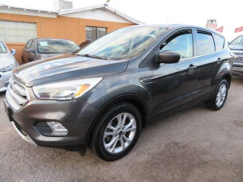 2017 Ford Escape for sale at Moving Rides in El Paso TX