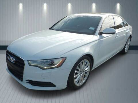 2013 Audi A6 for sale at Klean Carz in Seattle WA