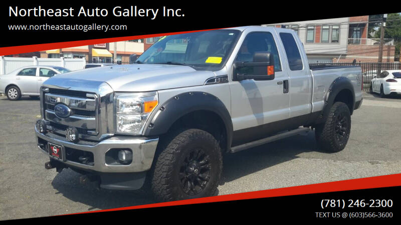 2016 Ford F-350 Super Duty for sale at Northeast Auto Gallery Inc. in Wakefield MA
