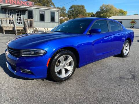 2018 Dodge Charger for sale at Modern Automotive in Boiling Springs SC