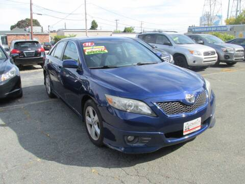 2011 Toyota Camry for sale at Omega Auto & Truck CTR INC in Salem MA