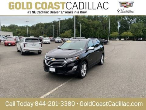 2018 Chevrolet Equinox for sale at Gold Coast Cadillac in Oakhurst NJ
