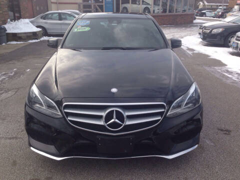 2014 Mercedes-Benz E-Class for sale at MR Auto Sales Inc. in Eastlake OH