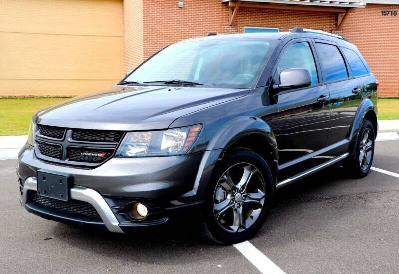 2016 Dodge Journey for sale at Auto Hunters in Houston TX