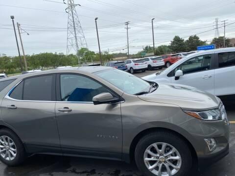 2018 Chevrolet Equinox for sale at MATTHEWS HARGREAVES CHEVROLET in Royal Oak MI