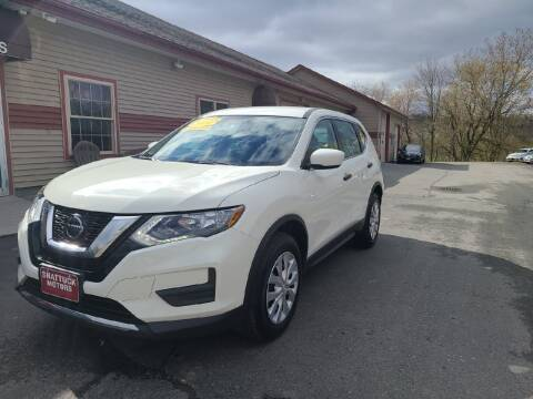 2019 Nissan Rogue for sale at Shattuck Motors in Newport VT