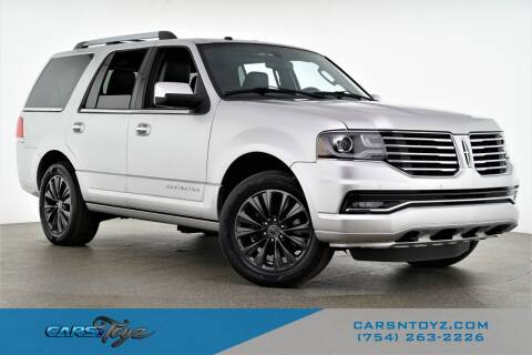 2016 Lincoln Navigator for sale at JumboAutoGroup.com - Carsntoyz.com in Hollywood FL