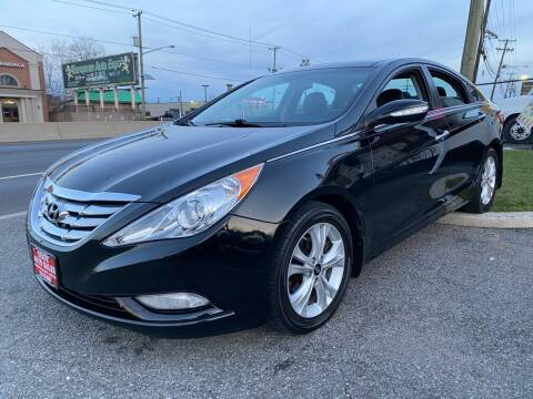 2013 Hyundai Sonata for sale at STATE AUTO SALES in Lodi NJ