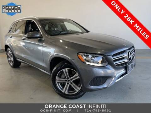 2019 Mercedes-Benz GLC for sale at ORANGE COAST CARS in Westminster CA