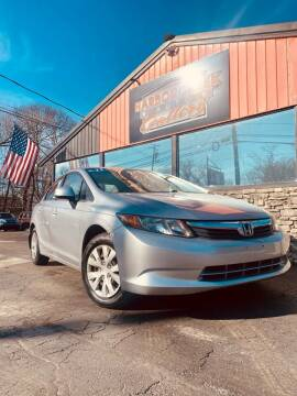 2012 Honda Civic for sale at Harborcreek Auto Gallery in Harborcreek PA