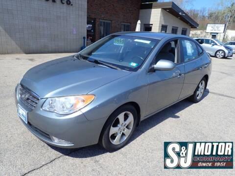 2009 Hyundai Elantra for sale at S & J Motor Co Inc. in Merrimack NH