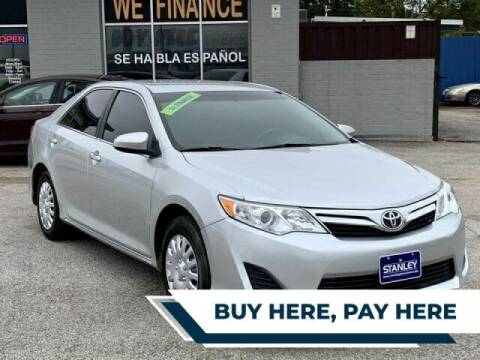 2014 Toyota Camry for sale at Stanley Automotive Finance Enterprise - STANLEY FORD ANDREWS in Andrews TX