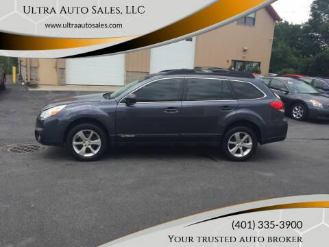 2014 Subaru Outback for sale at Ultra Auto Sales, LLC in Cumberland RI