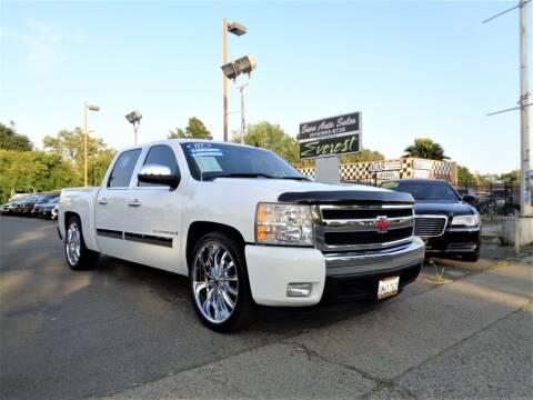 2007 Chevrolet Silverado 1500 for sale at Save Auto Sales in Sacramento CA