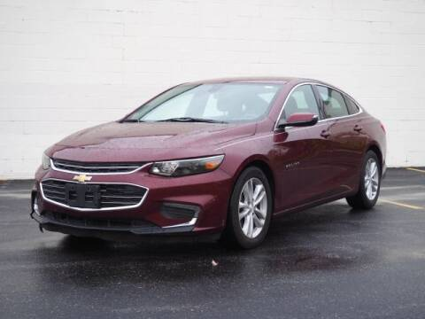 2016 Chevrolet Malibu for sale at O T AUTO SALES in Chicago Heights IL