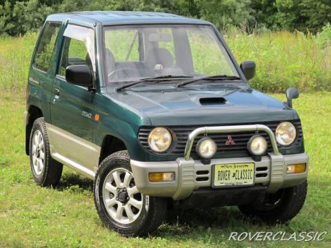 1995 Mitsubishi Pajero Mini for sale at Isuzu Classic in Cream Ridge NJ