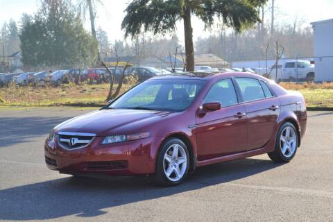 2004 Acura TL for sale at Skyline Motors Auto Sales in Tacoma WA