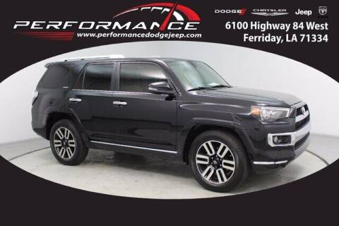 2016 Toyota 4Runner for sale at Auto Group South - Performance Dodge Chrysler Jeep in Ferriday LA
