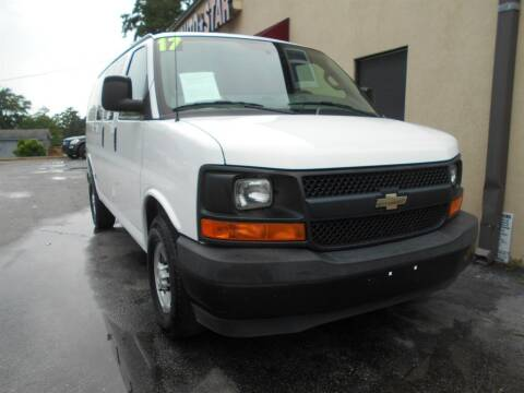 2017 Chevrolet Express Cargo for sale at AutoStar Norcross in Norcross GA