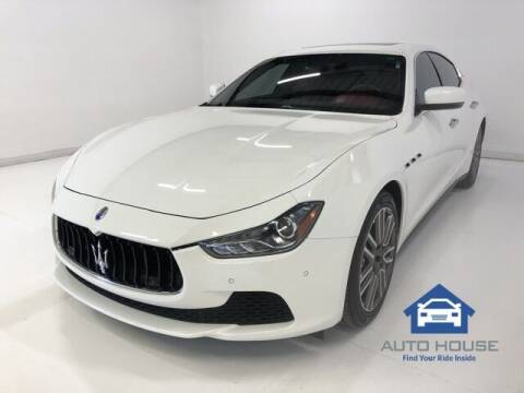 2015 Maserati Ghibli for sale at AUTO HOUSE PHOENIX in Peoria AZ