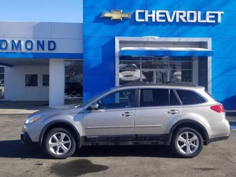 2014 Subaru Outback for sale at EDMOND CHEVROLET BUICK GMC in Bradford PA