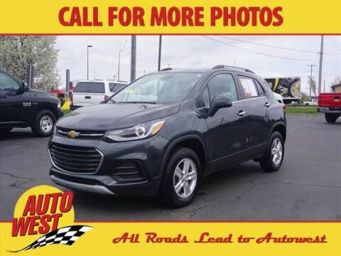 2018 Chevrolet Trax for sale at Autowest of Plainwell in Plainwell MI