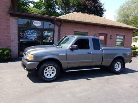 2008 Ford Ranger for sale at R C Motors in Lunenburg MA