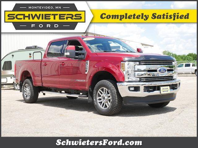 2019 Ford F-250 Super Duty for sale at Schwieters Ford of Montevideo in Montevideo MN