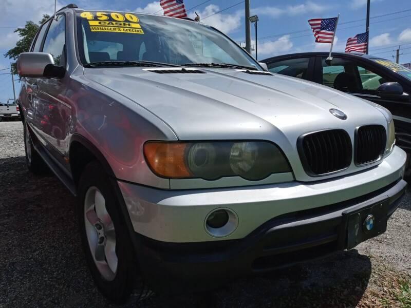2002 BMW X5 for sale in Stuart, FL