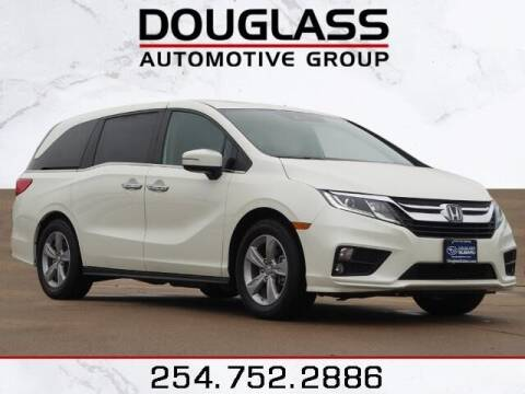 2019 Honda Odyssey for sale at Douglass Automotive Group - Douglas Subaru in Waco TX