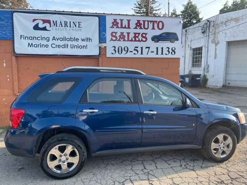 2009 Pontiac Torrent for sale at Ali Auto Sales in Moline IL