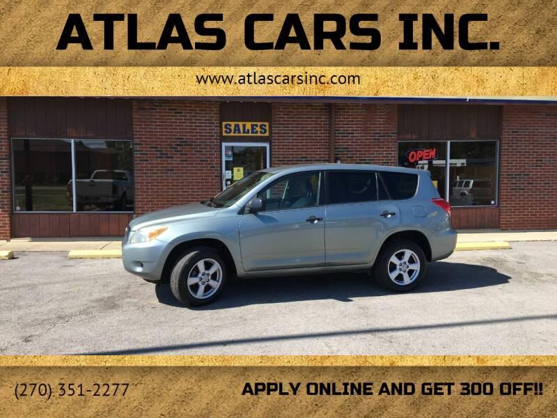 2008 Toyota RAV4 for sale at Atlas Cars Inc. - Elizabethtown Lot in Elizabethtown KY