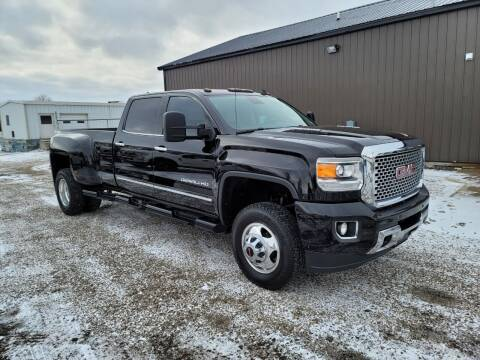 2015 GMC Sierra 3500HD for sale at J & S Auto Sales in Blissfield MI