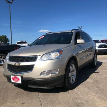 2011 Chevrolet Traverse for sale at UNITED AUTO INC in South Sioux City NE