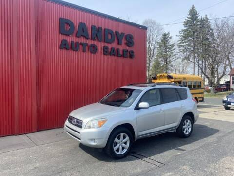 2006 Toyota RAV4 for sale at Dandy's Auto Sales in Forest Lake MN