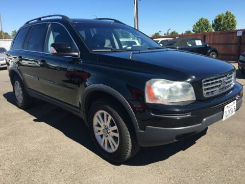 2008 Volvo XC90 for sale at Dealer Finance Auto Center LLC in Sacramento CA