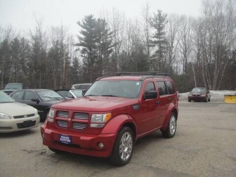 2007 Dodge Nitro for sale at Manchester Motorsports in Goffstown NH