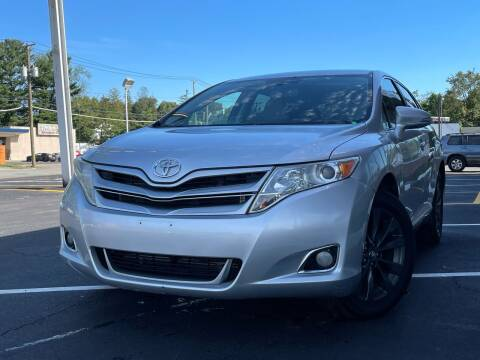 2013 Toyota Venza for sale at MAGIC AUTO SALES in Little Ferry NJ