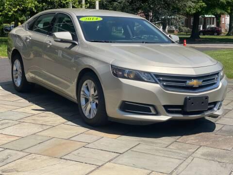 2014 Chevrolet Impala for sale at Glacier Auto Sales in Wilmington DE