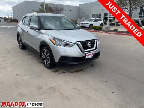 2018 Nissan Kicks for sale at Meador Dodge Chrysler Jeep RAM in Fort Worth TX