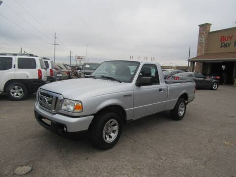 2010 Ford Ranger for sale at Import Motors in Bethany OK