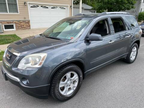 2011 GMC Acadia for sale at Jordan Auto Group in Paterson NJ