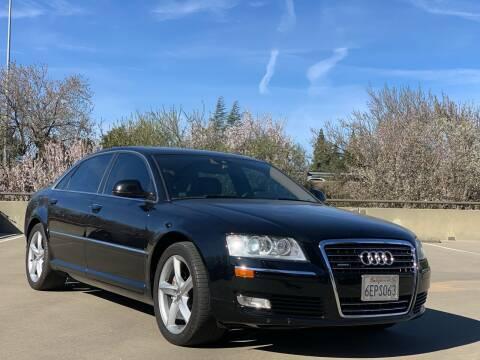 2008 Audi A8 L for sale at AutoAffari LLC in Sacramento CA