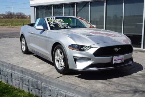 2019 Ford Mustang for sale at Ideal Wheels in Sioux City IA