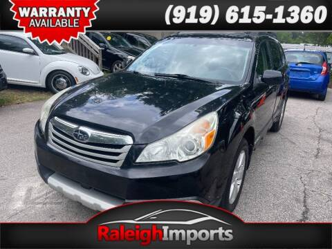 2011 Subaru Outback for sale at Raleigh Imports in Raleigh NC