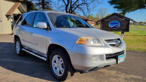 2006 Acura MDX for sale at Shores Auto in Lakeland Shores MN