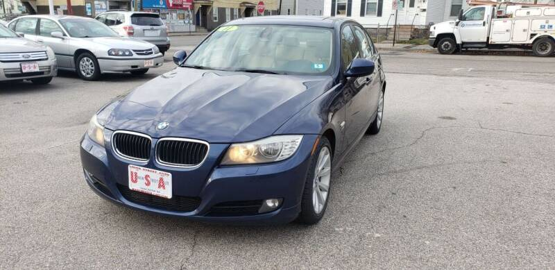 2011 BMW 3 Series for sale at Union Street Auto in Manchester NH