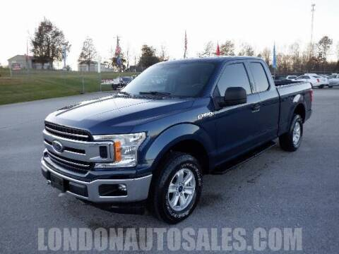 2018 Ford F-150 for sale at London Auto Sales LLC in London KY