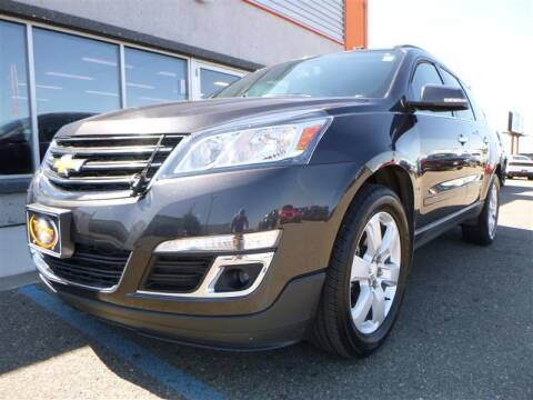 2017 Chevrolet Traverse for sale at Torgerson Auto Center in Bismarck ND