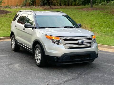 2013 Ford Explorer for sale at Top Notch Luxury Motors in Decatur GA